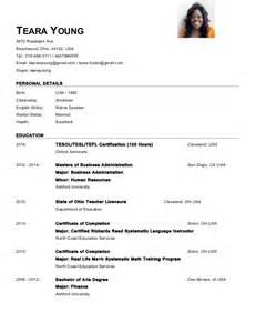 Oxford Cv Template by Teara Oxford Esl Master Resume Nov 2014