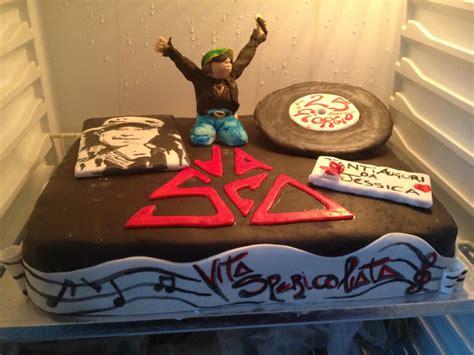 vasco compleanno cake design torta vasco