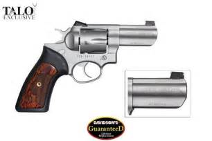 Ruger gp 100 357 3 inch talo wiley clapp gp100 for sale at gunauction