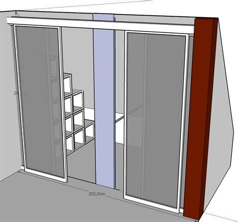 meubles sous combles 815 meuble chambre mansardee cgrio