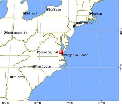 poquoson, virginia (va 23662) profile: population, maps