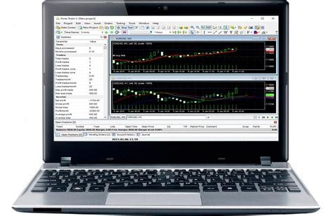 Ea Tester by Backtesting Ea Forex Tester 3 Software Mt4 Independent Ispire Me