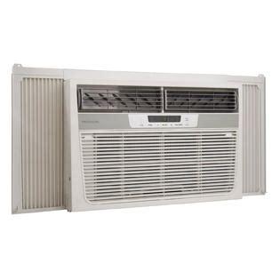Frigidaire FRA08PZU1 8,000 BTU 115V Window Mounted Compact Air Conditioner with 3,500 BTU