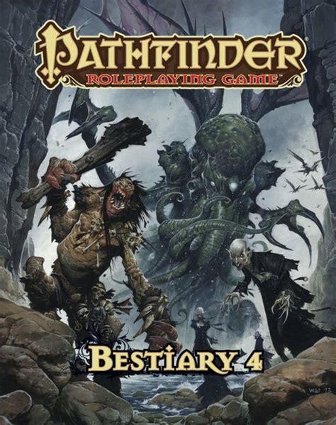 pathfinder roleplaying bestiary 1 paizo pathfinder roleplaying bestiary 4 ogl