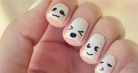 imagenes de uñas pintadas sencillas y bonitas decoracion de u 241 as para ni 241 as 50 para hacerlos en casa
