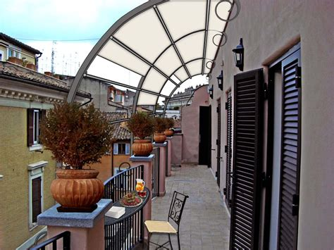 veranda balcone allestimento balcone