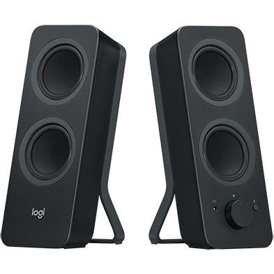 speakers, stereo speakers, external speakers | logitech