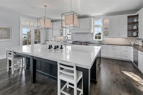 Design Line Kitchens It S Black And White Brielle New Jersey By Design Line Kitchens