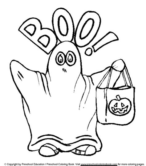 halloween coloring pages pre k www preschoolcoloringbook com halloween coloring page