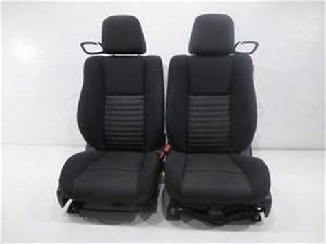 Oem Replacement Seat Upholstery by Replacement Dodge R T Challenger Oem Cloth Replacement Seats 2008 2009 2010 2011 2012 Stock
