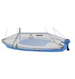 dekzeil open zeilboot alle boten en afdekoplossingen bootzeil
