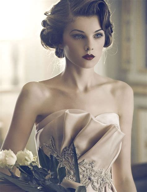 The Great Gatsby Inspired by 20 S Hairstyle Gatsby Style Rocking 1920 S Fashion