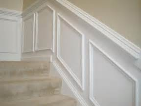 Wainscoting Ideas For Stairs by Installing Stairs Wainscoting Giesendesign Com House