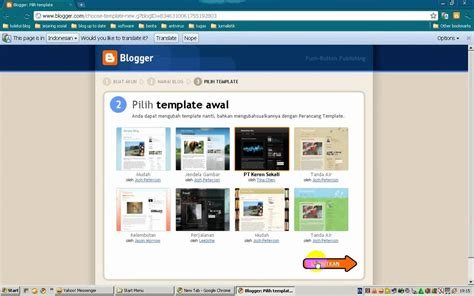 tutorial membuat blogspot gratis video tutorial membuat blog gratis di blogspot 2015