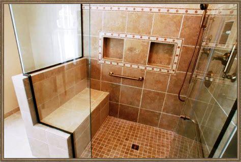 Doccia Con Seduta by Box Doccia In Muratura Foto Doccia Moderna In Muratura