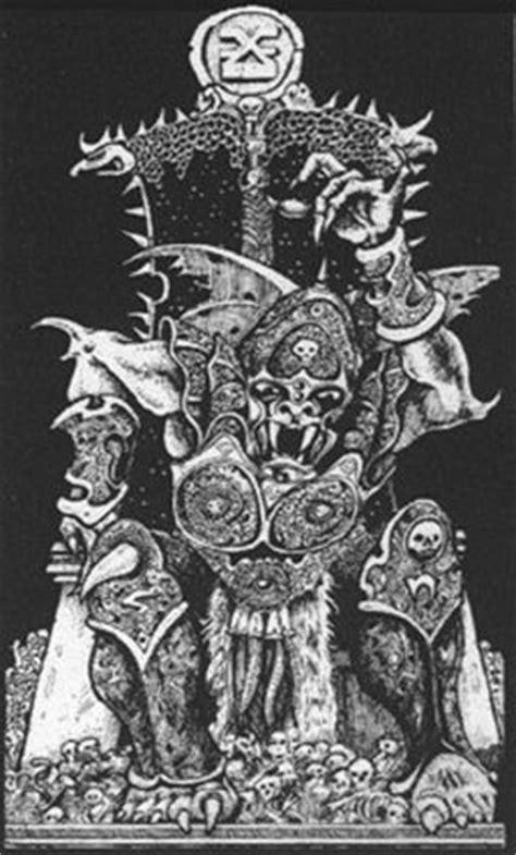 [Fluff] Les Dieux du Chaos