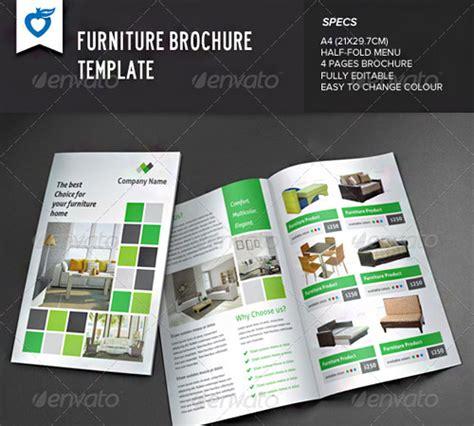brochure template gfx furniture flyer design getpaidforphotos com