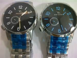 Jam Tangan Pria Sport Ripcurl Date Black Yellow Premium ripcurl bandar arloji