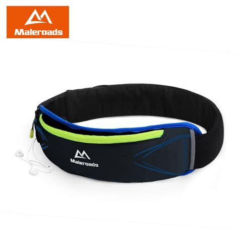 Running Waist Belt Bag Tas Pinggang Sport aliexpress buy running belt maleroads pack for fitness waist