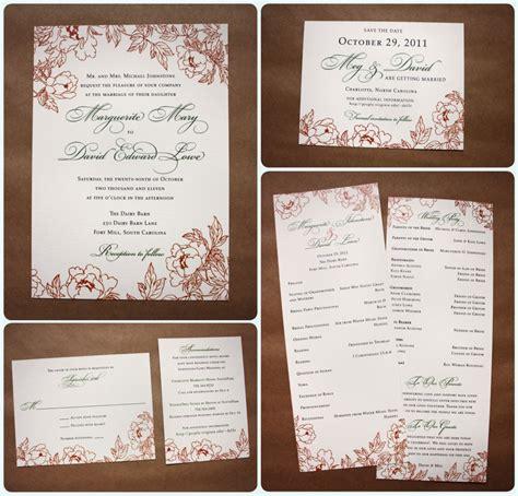 wedding invitation with rsvp attached wedding invitations with rsvp attached arts arts