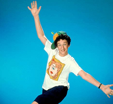Dustin Will Forever Be Screech Powers by Dustin On Saved By The Bell Lifetime Cast