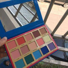 Eye Shadow Mukka 801 Eyeshadow Pallete Blush On Kosmetik Cosmetic cheap eyeshadow palettes australia new featured cheap