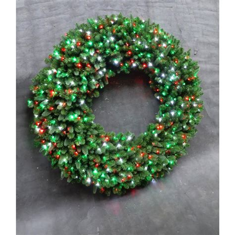 home accents holiday 60 in led pre lit artificial