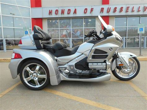 honda usa motors page 1 new or used motor trike motorcycles for sale