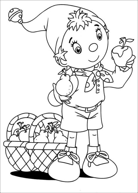 noddy coloring pages games coloring book noddy