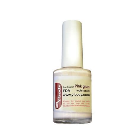 tattoo body glue y body pink body glue