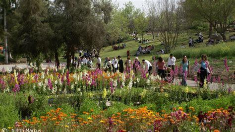 Public Gardens Across Globe Admire New Model In Jerusalem Jerusalem Botanical Gardens