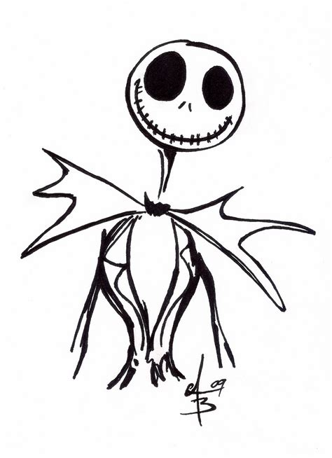 jack skellington by tyliss on deviantart