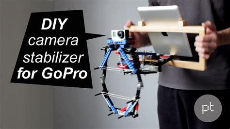cara membuat stabilizer kamera sendiri youtuber indonesia membuat sendiri stabilizer kamera gopro dengan cara