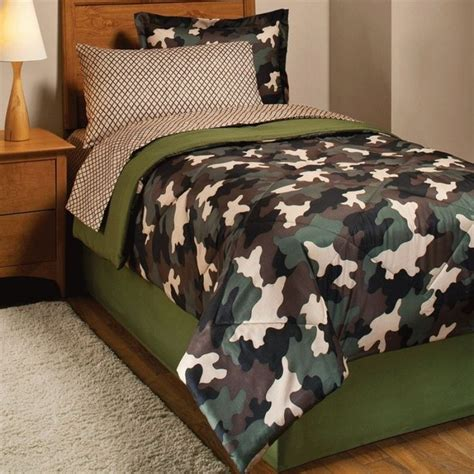 Camo Bedding Sets For Boys 17 Best Images About Rooms Playroom On Pinterest Dollhouse Bookcase Wooden Growth