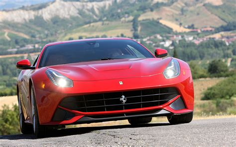 ferrari front view 2012 ferrari f12 berlinetta front view photo 4