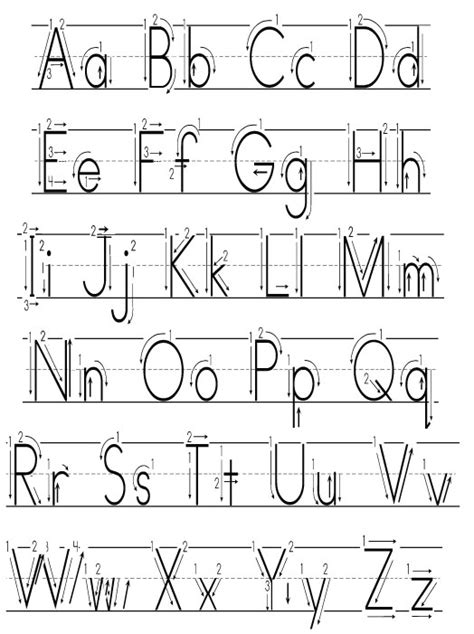 templates for letter writing free worksheets 187 alphabet letter template free math