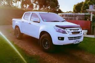 Isuzu Dmax Reviews 2016 Isuzu Dmax Lsm Review Loaded 4x4