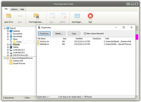 Free Duplicates Finder Download Finder Free
