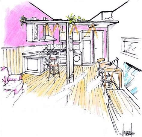 divisorio cucina soggiorno soggiorno e angolo cottura con divisorio in cartongesso