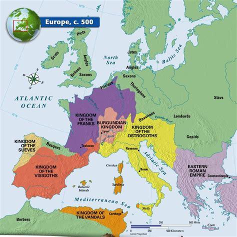 world map 500 ad europe c 500 i like maps pinterest