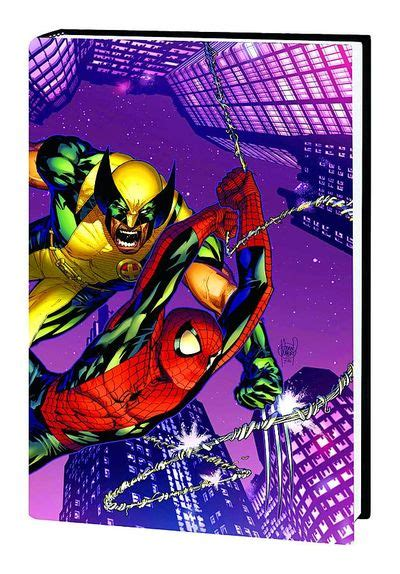 Astonishing Spider Wolverine Marvel Graphic Novel Ebook Astonishing Spider And Wolverine Prem Hc At Tfaw