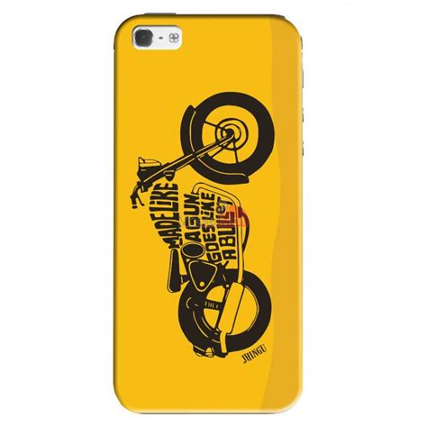 mobile covers fancy 3d royal enfield mobile cover for apple iphone 5