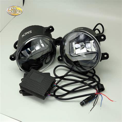 Accesoris Fortuner Drl Fortuner 4 Led led fog l ᗑ daytime running lights for toyota ᗜ Lj prado prado rav4 venza corolla camry dual
