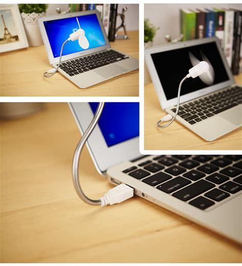 usb fleksibel pendingin cooler fan untuk pc notebook mini