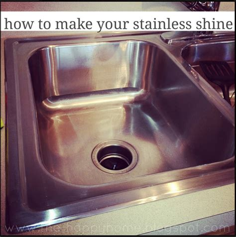 how to shine stainless steel sink how to your stainless sink shine our home home