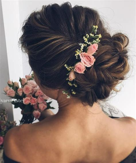 wedding hair using nets wedding hair with flowers jewels youfashion net