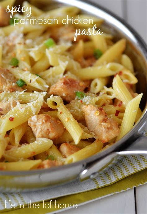 spicy veal parmesan spicy parmesan chicken pasta