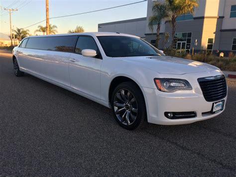 Chrysler 300 Stretch Limo chrysler 300 stretch limo the limo and sedan