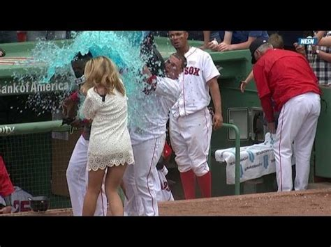boston red sox keep hitting poor nesn reporter guerin