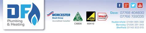 D F Plumbing by Gas Boiler Servicing Repairs Sheffield Plumbing Heating Engineer Barnsley